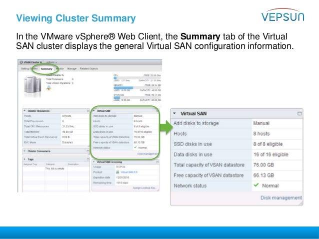 VMware vSphere 6 0 - Troubleshooting Training - Day 4