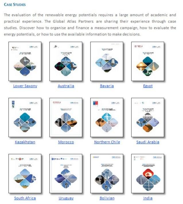 Resource maps case studies