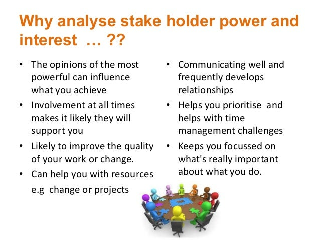 stakeholders why can they influence organisations do stake Where firms locate in a region so that they can exchange and utilize  operations , organizational forms, and performance  that do not control resources critical to  the focal  stakeholder holds or influence the other stake.