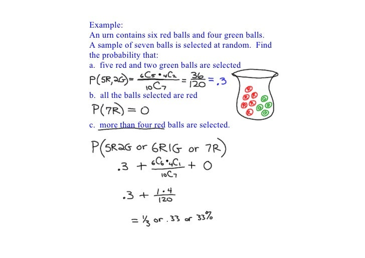 Day 14 4 Probability With Permutations Combinations