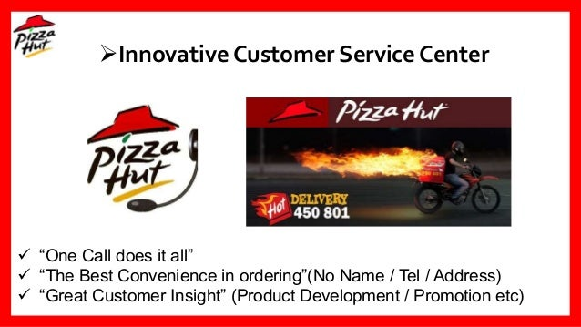 Why And How Pizza Hut Should Enter Delivery Segmentation In 1986 Kit