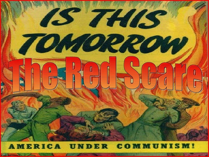 how the cold war in the 1950s threatened the lifestyle of the american people