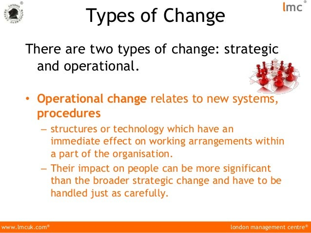 managing and leading change How to manage organisational change managing and leading change and growth dealing with the demands of change is the biggest.