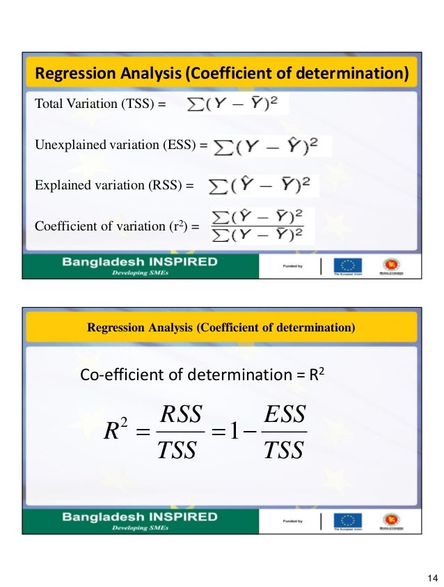 coefficient of variation spss pdf