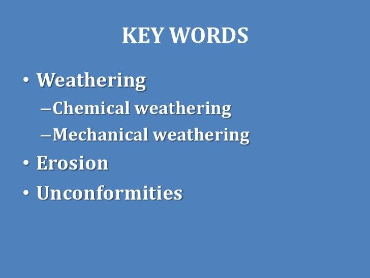 Mechanical And Chemical Weathering Venn Diagram Akbaeenw