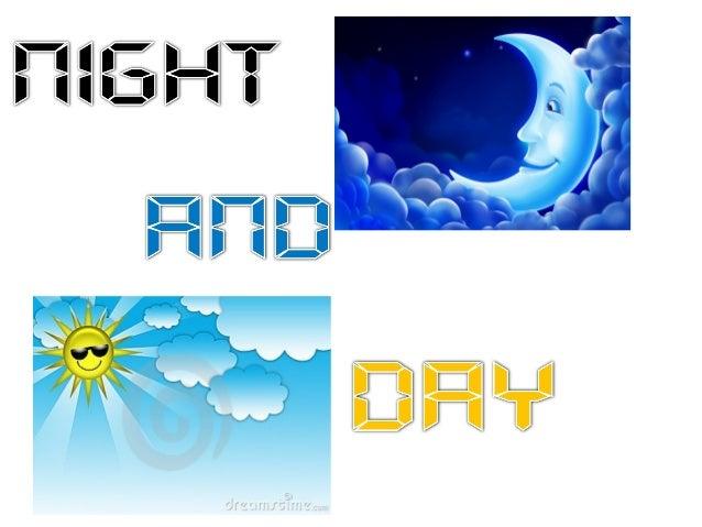 It´s night It´s dark