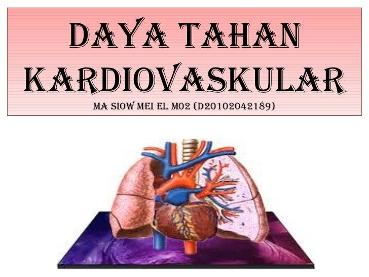 Daya tahan kardiovaskular ma siow mei el m02 (D20102042189)