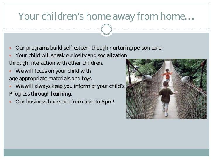 http://daycare.inlamesaarea.com Slide 2