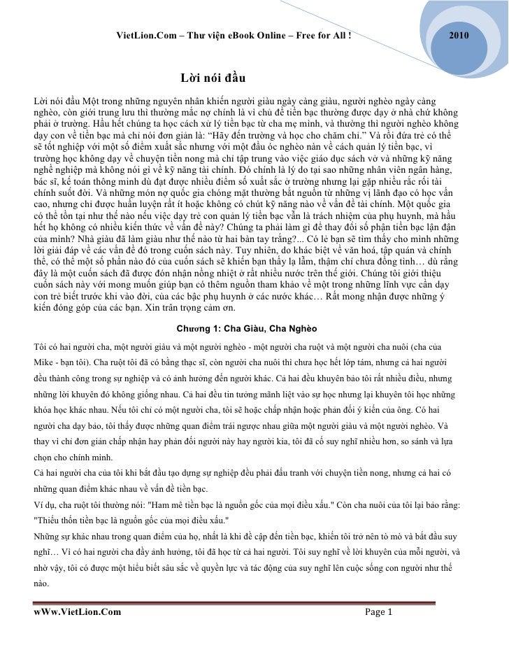 VietLion.Com – Thư vi n eBook Online – Free for All !                                       2010                          ...