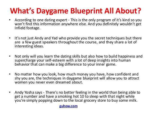 Day game dating review
