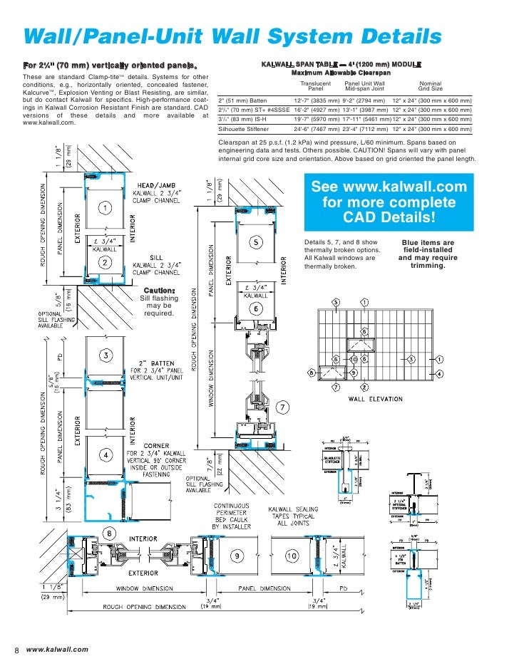 Kalwall Technical Brochure