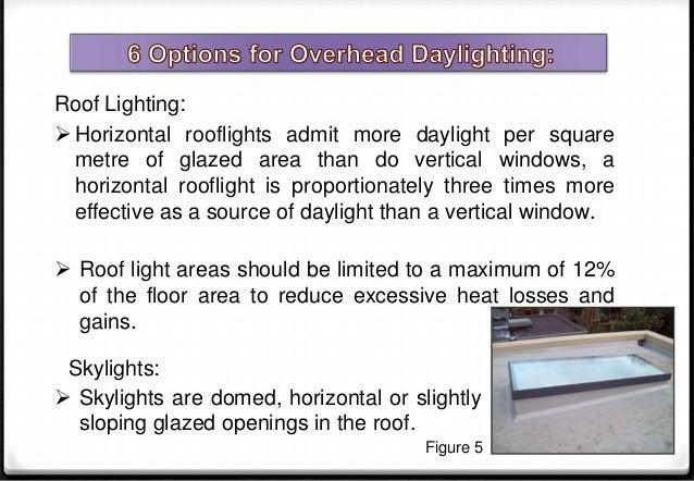 Daylighting Slideshare