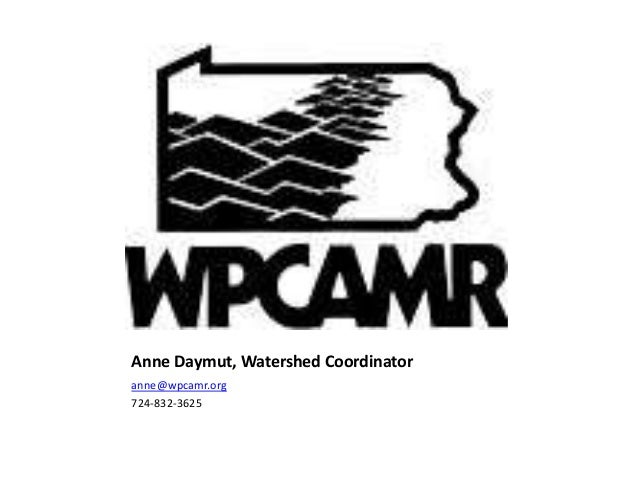 "Anne Daymut, WPCAMR, ""Non-Profit Lobbying Rules"""
