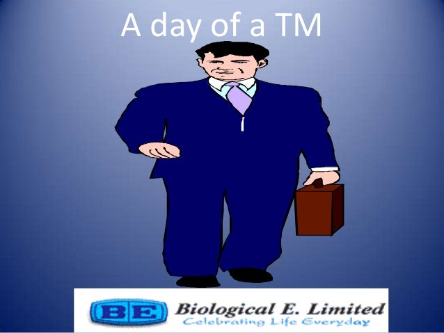 A day of a TM