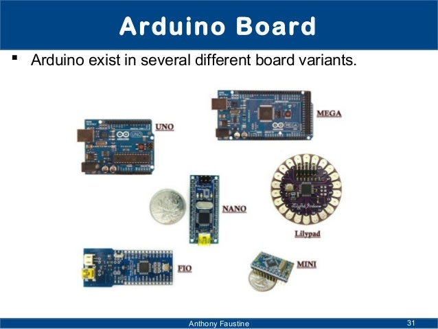 Building iot with arduino day one