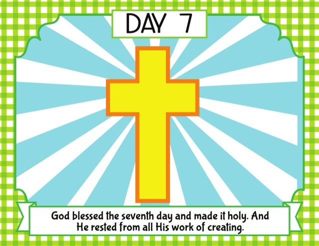 Days Of Creation Crafts Powerpoint