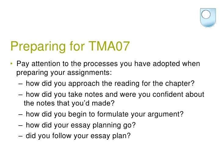 Dd131 Tma02 Essay
