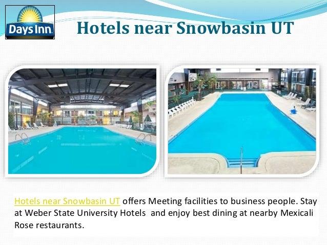 Hotels Near Snowbasin