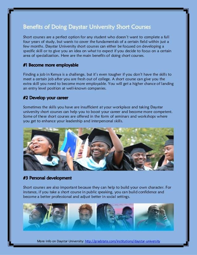 Daystar university online courses