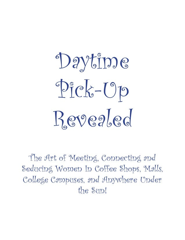 daytime pick up revealed pdf ebook download free