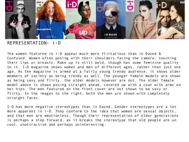 Gender Conforming in Society