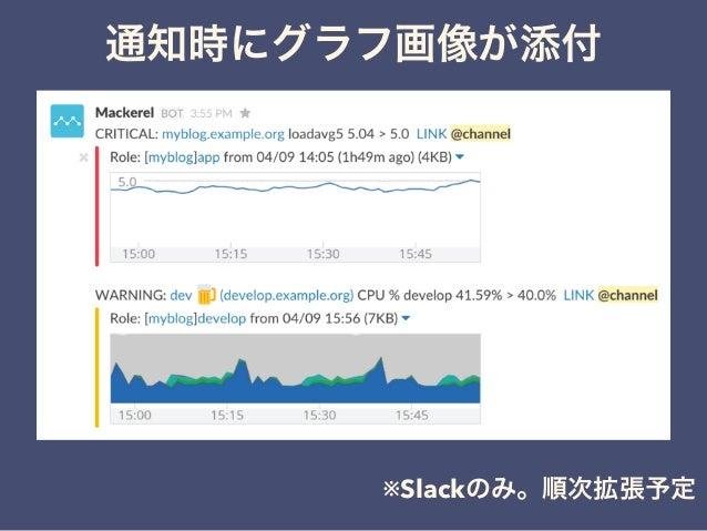 Mackerelのデータストア redis Graphite PostgreSQL