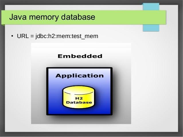 Db in-memory