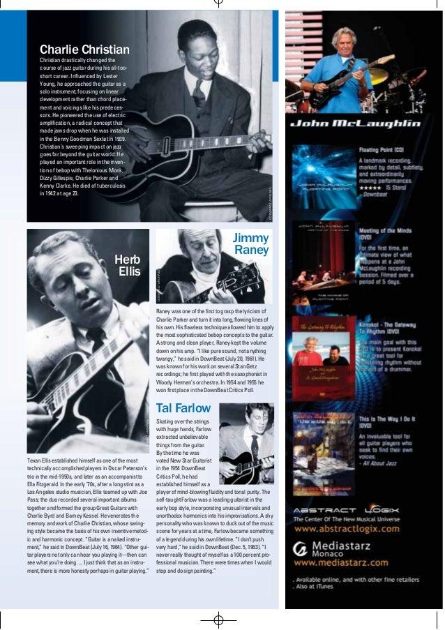 75 Great Guitarists Downbeat February 2009