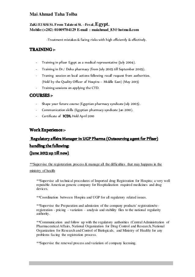 Mai CV Slide 2