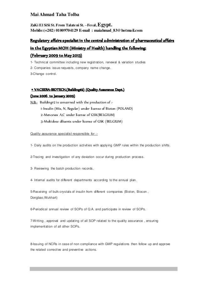 Mai CV Slide 3