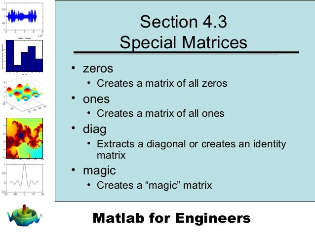 How to write a 3 by 3 matrix in matlab