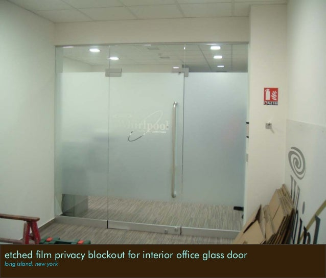 Etchedglassnewyork 5 etched lm privacy blockout for interior ofce glass door planetlyrics Image collections