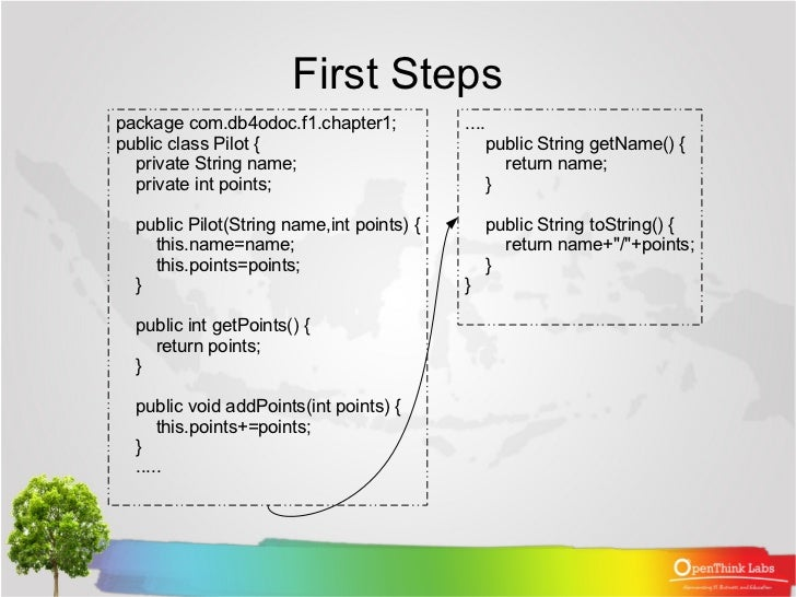 First steps db4o object oriented database ccuart Image collections
