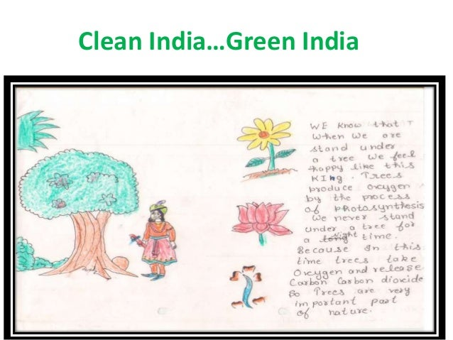 Clean India…Green India