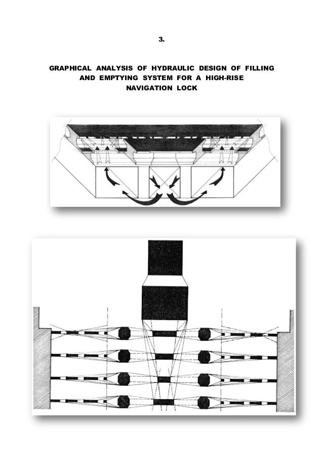 3. GRAPHICAL ANALYSIS OF HYDRAULIC DESIGN OF FILLING AND EMPTYING SYSTEM FOR A HIGH-RISE NAVIGATION LOCK