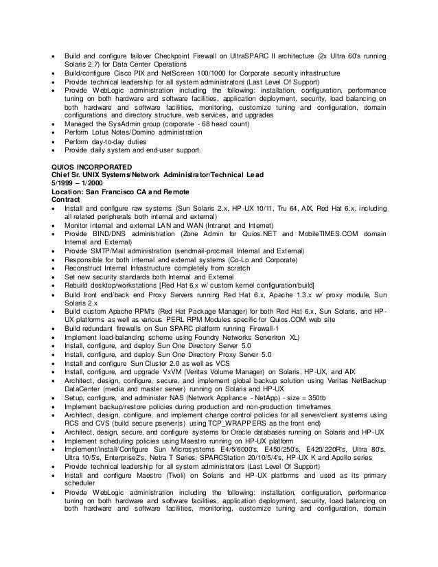 ca siteminder resume