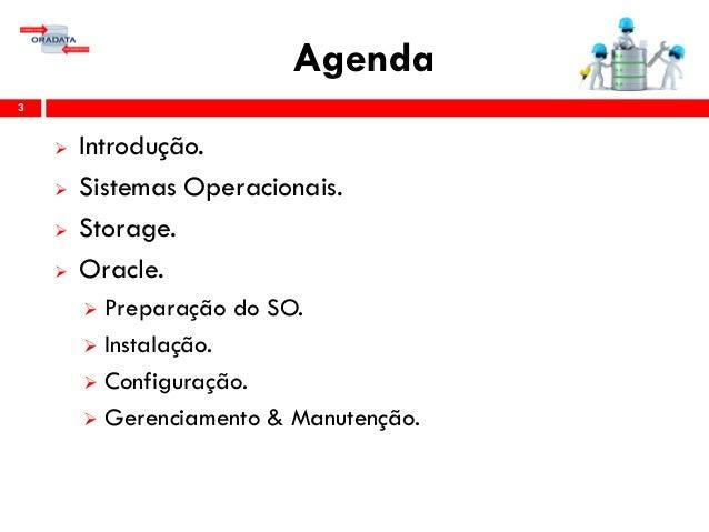 Treinamento DBA Essential Slide 3