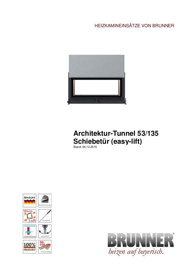Brunner Architekten brunner architektur kamin tunnel 53 135