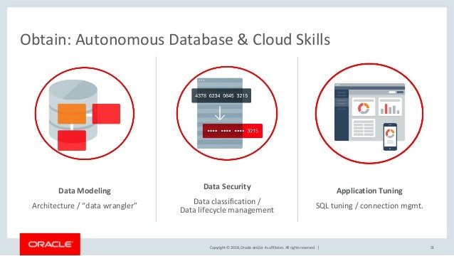 Oracle) DBA Skills to Have, to Obtain and to Nurture