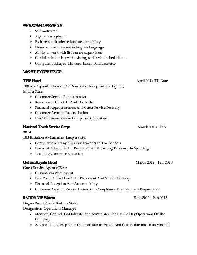 Fein Bankettsaal Manager Lebenslauf Probe Zeitgenössisch - Entry ...