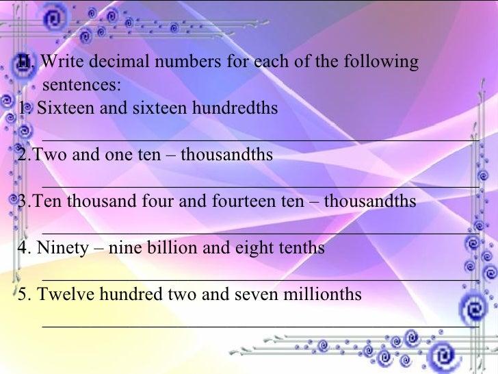 How do you write this as a decimal thirty-eight hundredths?