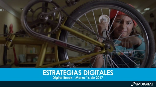 DIGITAL BREAK // MARZO 09 DE 2017