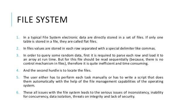 Database Management System Slide 3
