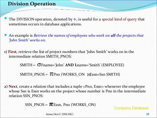 Sql | division geeksforgeeks.