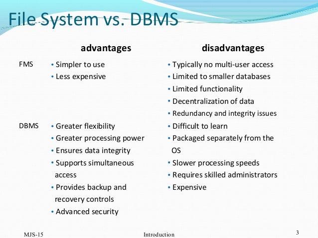 Dbms Presentaion