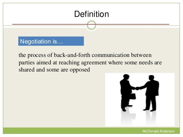 what protocol needs to be followed in conducting this negotiation Answer to consider the following scenario and answer the questions (taken from table 42) below  consider the following scenario and answer the questions (taken from table 42) below  what protocol needs to be followed in conducting the negotiation.