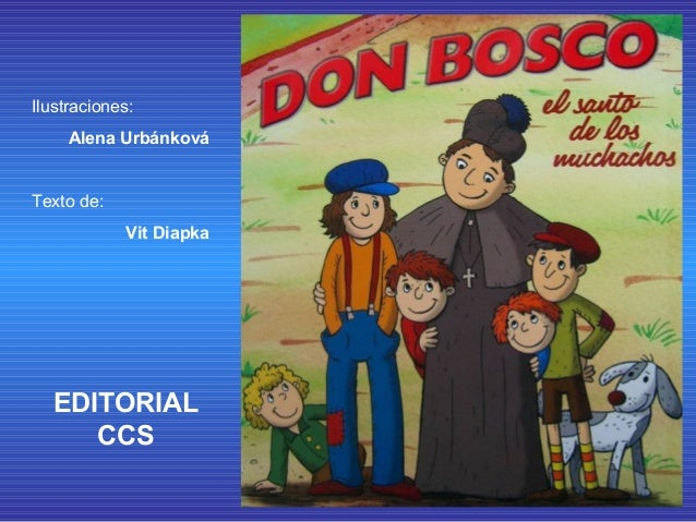 Don Bosco Santo De Los Jóvenes