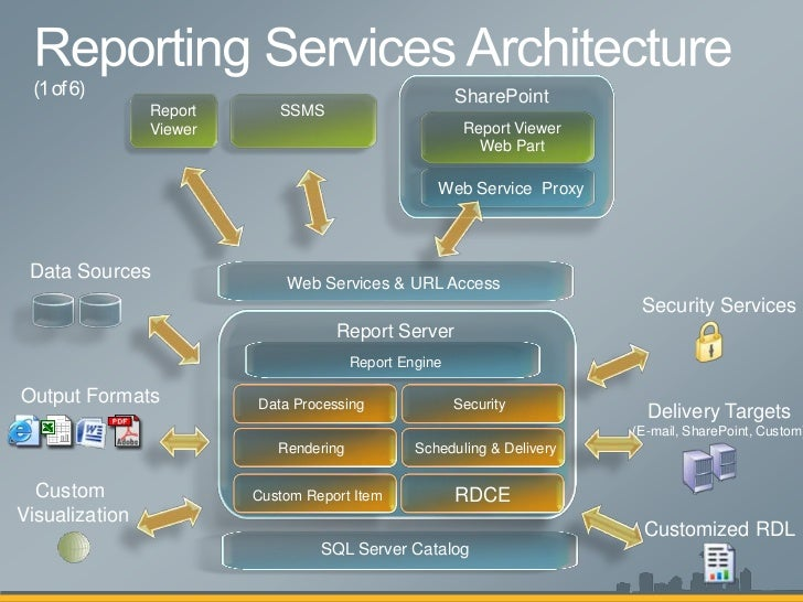 SQL Server Reporting Services: IT Best Practices