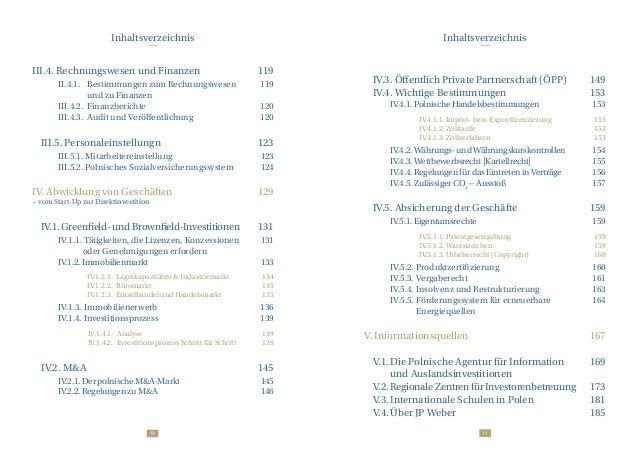 1110 Inhaltsverzeichnis Inhaltsverzeichnis III.4. Rechnungswesen und Finanzen 119  II.4.1. Bestimmungen zum Rechnung...