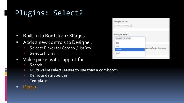 Bootstrap4XPages webinar